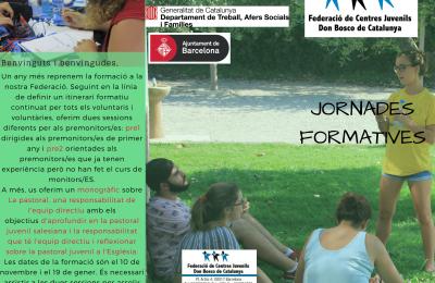 Jornades Formatives 2018