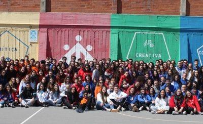 Més de 200 participants en el Cap de Setmana Formatiu de la Moguda Juvenil Salesiana